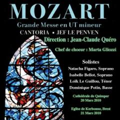 Grande messe en ut - W. A. Mozart
