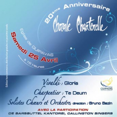 Chanterelle - Gloria - Te Deum