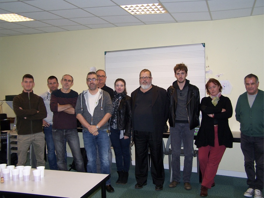 formation st renan